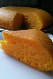 簡単!!炊飯器de人参ケーキの写真