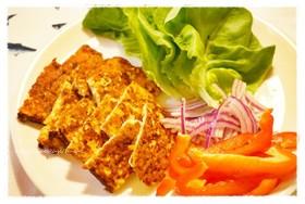 卵1個、焼くだけ大満足!タイ風野菜巻き。