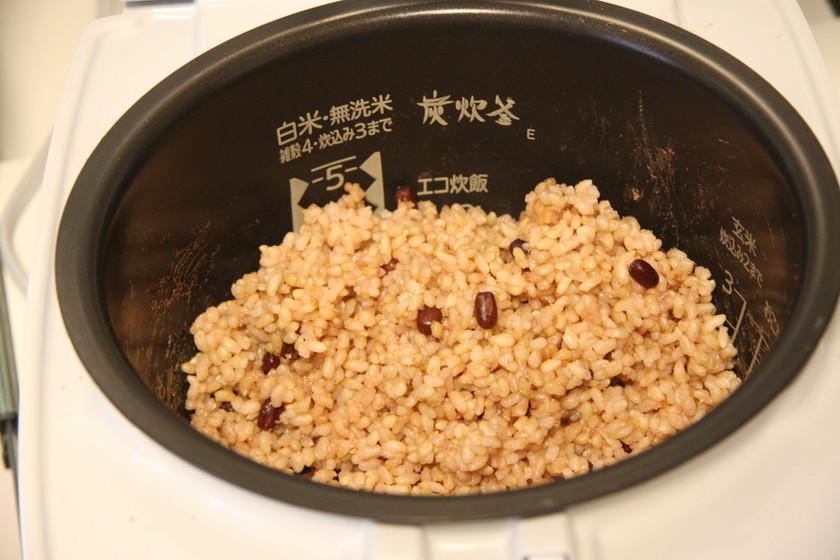 炊飯器で☆酵素玄米・発酵玄米・寝かせ玄米