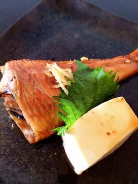 ★赤魚と豆腐の煮魚★