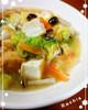 白菜と厚揚げの中華煮♪