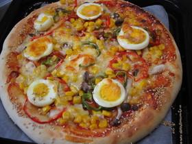 手作り★ピザ