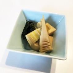 簡単美味しい♡若竹煮〜わかめと筍の煮物〜