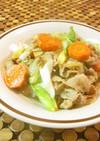 オッサンの肉野菜炒め中華風