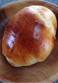 HBを使って簡単天然酵母ロールパン