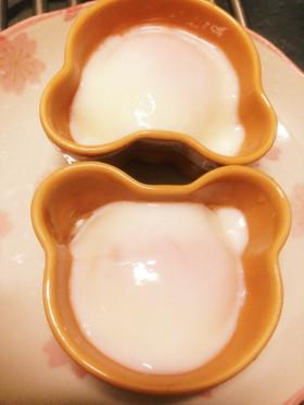 簡単マグカップで♪手作り温泉卵の作り方 by am0317 【クック ...