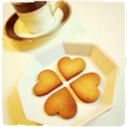 簡単☆そば粉100%のダイエットクッキーの写真