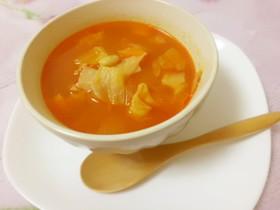 野菜たっぷり*トマトビーンズスープ