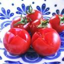 ∗プチトマトでお花∗