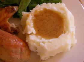アメリカ料理の基本、マッシュポテト