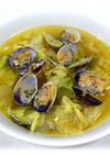 薬膳家レシピ:あさりとキャベツのスープ