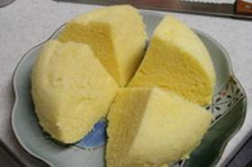 レンジ蒸しパン(ボール使用)