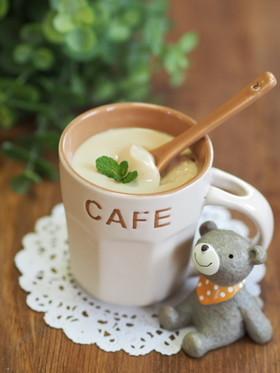 ♥紅茶のとろけるプリン♥