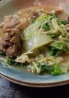 ☆白菜と豚肉とえのきのオイスター 炒め☆