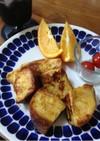 ハニーバターのフレンチトースト☆