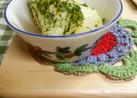 お弁当にも青のり&塩で磯の香ポテト