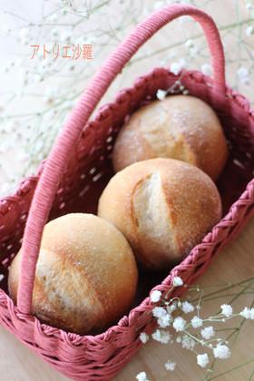 風味豊かでふんわり✿ライ麦プチパン✿