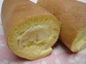 ホットケーキミックスで☆バナナオムレット