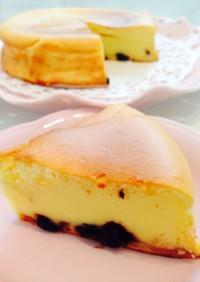 しっとり仕上げ◎ベイクドチーズケーキ