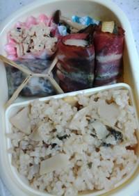 お醤油味の変わり餃子☆