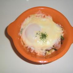 時短朝食!トマトDEすごもり