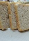 自家製天然酵母で焼く簡単1.5斤食パン