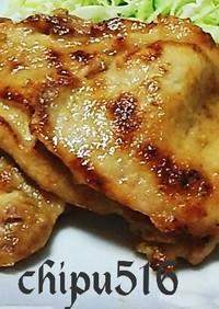 お弁当子供が喜ぶ!薄切り肉柔らか生姜焼き
