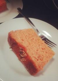 桜のパウンドケーキ