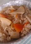 3合分 炊き込みご飯の調味料(筍ご飯)