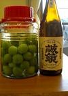 梅酒2氷砂糖を使わない日本酒梅酒