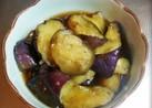 焼いて麺つゆに浸すだけ✮茄子の揚げ浸し風