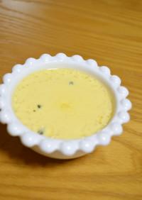 離乳食*中期~『納豆と青菜入り茶碗蒸し』