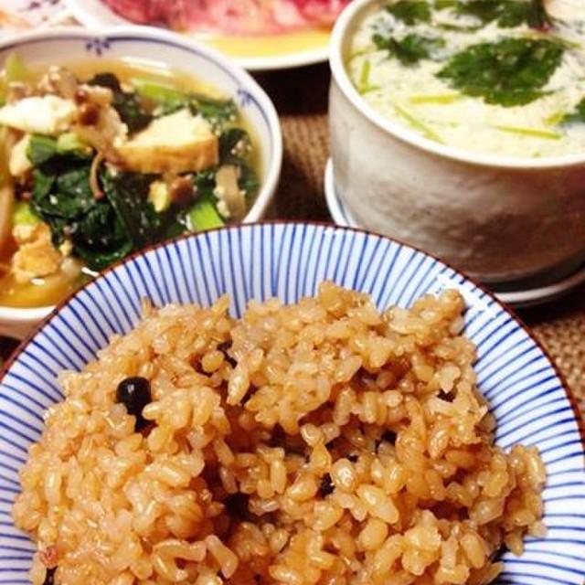 作り方 酵素玄米pro2