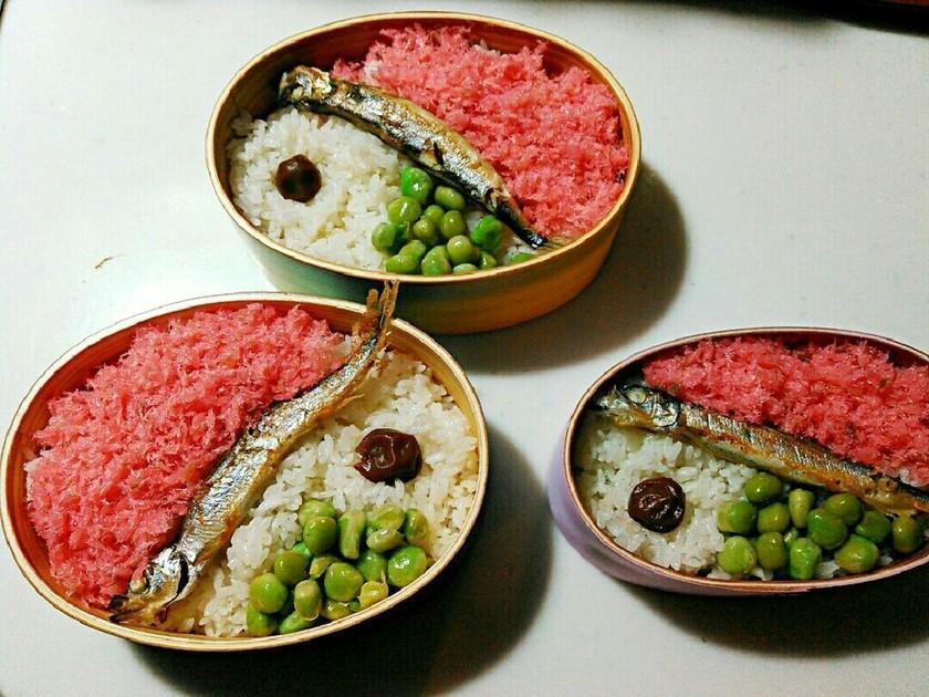 サツキちゃんの手作り弁当:となりのトトロ