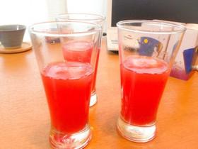 赤毛のアンいちご水☆ラズベリーコージャル