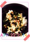 めちゃ簡単♬朝ご飯★鮭マヨ丼
