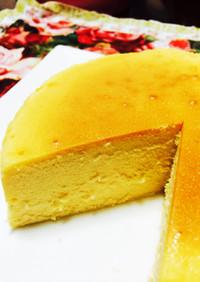 簡単!しっとりニューヨークチーズケーキ