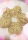 簡単☆手作りフライパンで鶏肉と豆腐小籠包