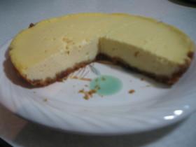炊飯器で低カロチーズケーキ