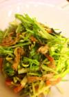 [リメイク]ひじき煮のマヨ和えサラダ