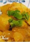 簡単♪ジャガイモと玉ねぎの麻婆風