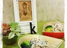 乾物と缶詰の保存食サラダ