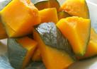 調味料2つ!レンジで簡単♪かぼちゃの煮物
