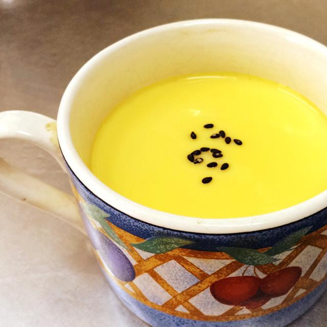 レンジ茶碗蒸し