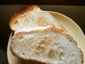 パンの美味しいトースト方法