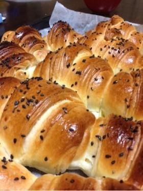 トルコのパンKatmer Poğaça