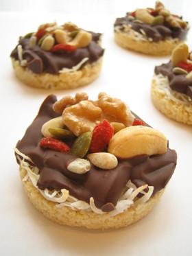 ココナッツミルクチョコナッツ
