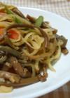 簡単惣菜☆ぜんまいと切干大根の煮物