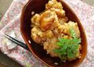 鶏の唐揚げ 甘酢あんかけ( ´∀`)b♪