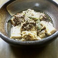 ☆☆超簡単☆韓国風肉豆腐☆☆